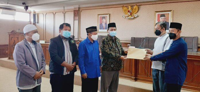 DSKS Gelar Audensi dengan DPRD Kota Surakarta